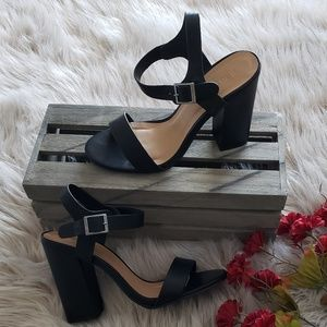 Casual high heel